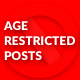 Wordpress Age Restricted Posts