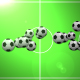 Awesome Soccer Loop Background - VideoHive Item for Sale