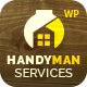 Handyman | Construction | Repair Services WordPress Theme