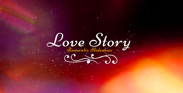 Download Love Story Romantic Slideshow nulled download