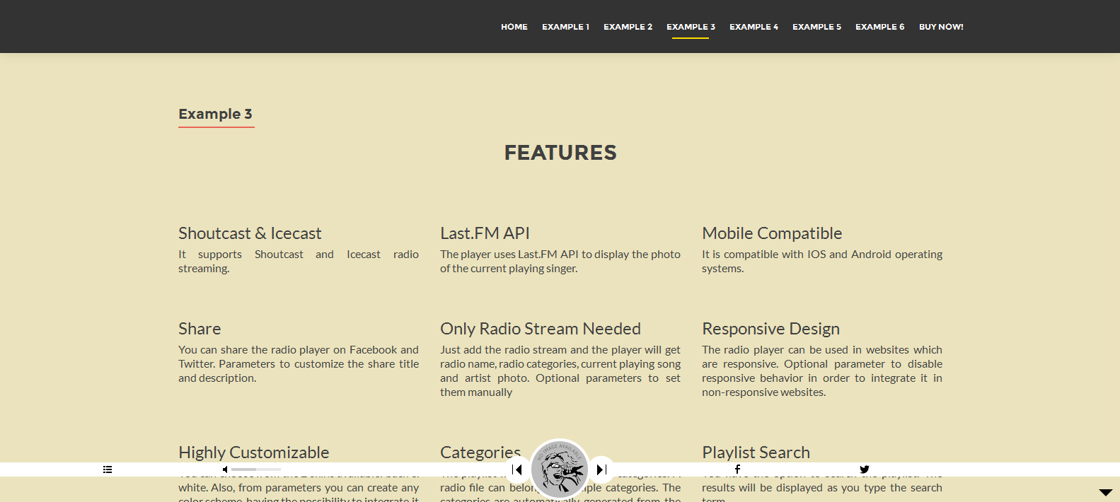 sticky radio player wordpress plugin full width shoutcast and icecast html5 player by lambertgroup. Black Bedroom Furniture Sets. Home Design Ideas