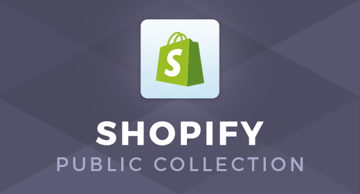 Shopify Public Collection by jetimpex