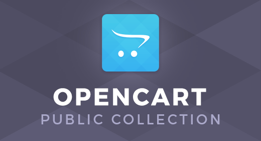 OpenCart Public Collection by jetimpex