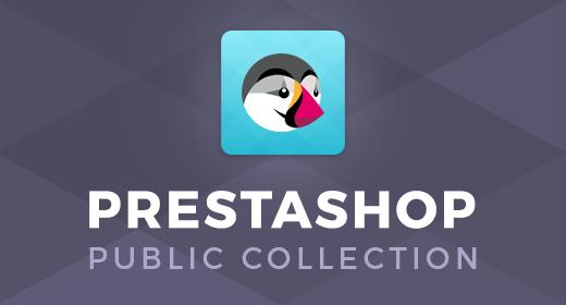 PrestaShop Public Collection by jetimpex