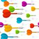 Darts Background Pattern