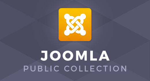 Joomla Public Collections by jetimpex