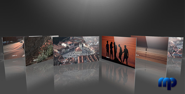 After Effects Project - VideoHive Touch Album HD 1708599