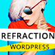 Refraction — Multipurpose WordPress Theme