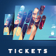 Event Tickets Template 23