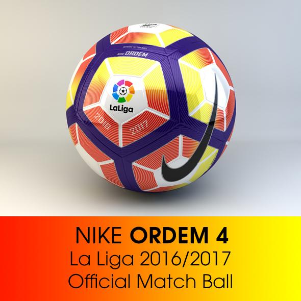 3DOcean Nike ORDEM 4 La Liga 17171857