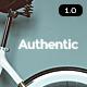 Authentic – Lifestyle Blog & Magazine (Blog / Magazine)