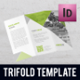 Kebon Ijo Trifold Template