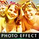 Summer Photo Effect