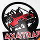 Off-Road Adventure Logo