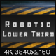 Robotic Lower Third