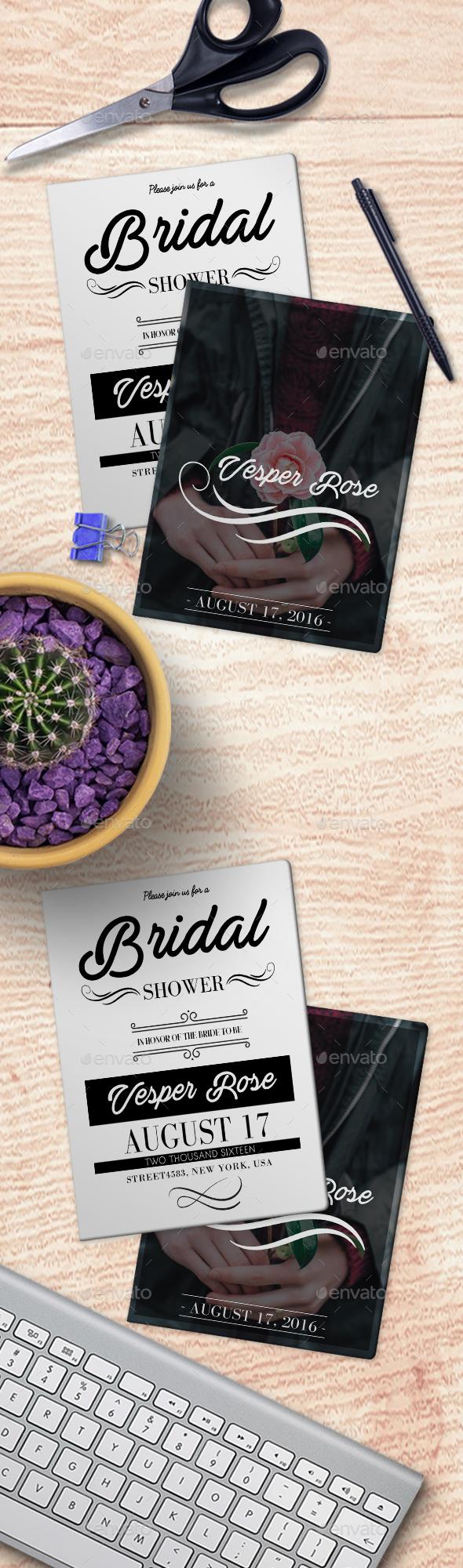 Bridal Shower 3.0