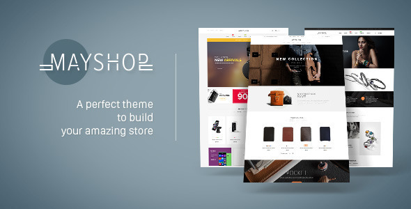 Image of Leo May Shop Responsive Prestashop Theme