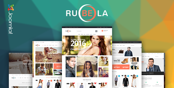 Vina Rubela - Multipurpose VirtueMart Joomla Template
