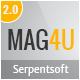 Mag4u - Responsive WordPress News<hr/> Magazine</p><hr/> Blog&#8221; height=&#8221;80&#8243; width=&#8221;80&#8243;></a></div><div class=