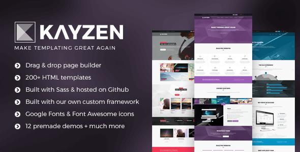 Download Kayzen - Make Templating Great Again
