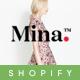 ST Mina Shopify Theme