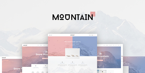 Leo Mountain Responsive Prestashop Theme