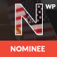 Nominee - Theme for Candidate/Political Leader