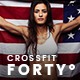 Crossfit Yoga Boxing Sport WordPress Theme - Forty