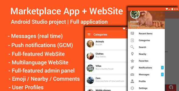 Download My Marketplace nulled download