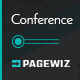 Conference - Pagewiz Landing Page