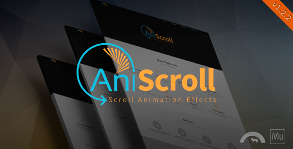 AniScroll - Scroll Animation Effects