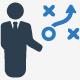 Marketing Strategy Icons