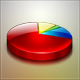 3D Graph Icon - GraphicRiver Item for Sale