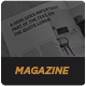 Moore Magazine Indesign Template