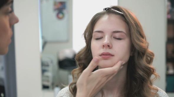 Download Visage Master Making Make-up For Young Model nulled download