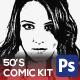 Fifties - Vintage Comic Kit