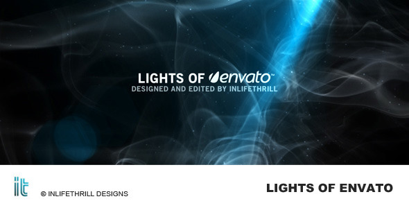 After Effects Project - VideoHive Lights of Envato 138814