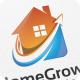 Home Growth / Arrow - Logo Template