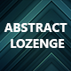 Abstract Lozenge Background