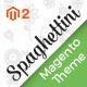 Spaghettini - Restaurant Magento 2 Theme