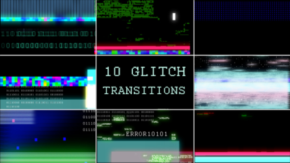 Download Data Glitch Transitions nulled download