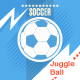 Juggle Ball - iOS Universal Game (Swift)