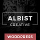 ALBIST - Creative Multipurpose WordPress Template