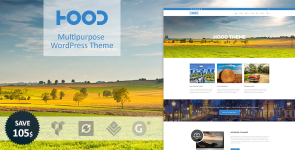 Download Hood | Multi-Purpose WordPress Theme