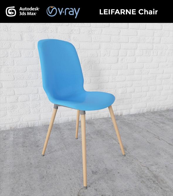 LEIFARNE Chair - 3DOcean Item for Sale