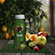 Yogurt Bootle Mockup 饮料设-Graphicriver中文最全的素材分享平台