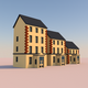 Low Poly Buildings 002
