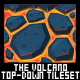 The Volcano - Top Down Tileset