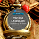 Vintage Landscape Photoshop Action