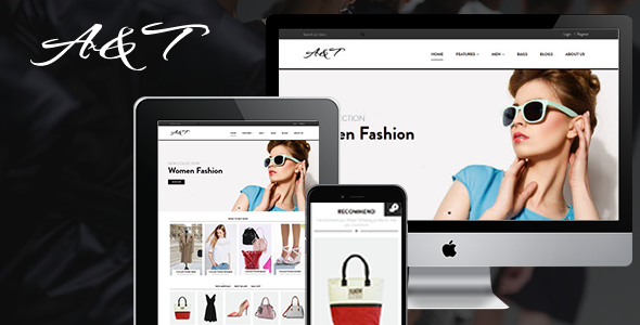 A&T - Responsive Shopify Theme